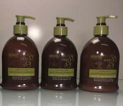 6 Pack Levels Moisturizing Liquid Hand Soap Pump, with Argan
