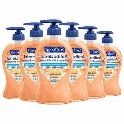 6-Pacs Softsoap Antib@cterial Liquid Hand Soap, Crisp Clean
