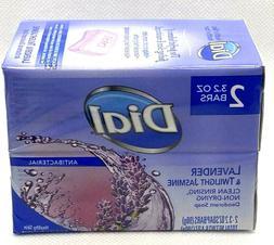 64 Dial LAVENDER & TWILIGHT JASMINE Antibacterial Deodorant