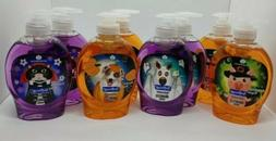 8  Softsoap Liquid Hand Soap HALLOWEEN LIMITED ADDITION 2020