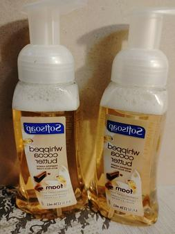 Softsoap 8 oz. Foaming Hand Soap in Whipped Cocoa Butter lot