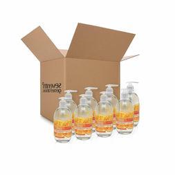 8 Packs Seventh Generation Hand Soap, Mandarin Orange & Grap