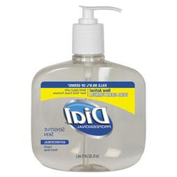 Dial DIA 80784 Antimicrobial Soap For Sensitive Skin, 16oz P