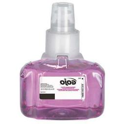 GOJO 1312-03 Antibacterial Plum Foam Hand Soap, 700mL LTX-7