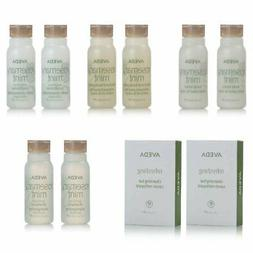 Aveda Travel Set- 2 Shampoo 2 Conditioner 2 Lotion 2 Hand &