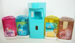 Bath & Body Works Automatic Smartsoap Dispenser Blue + 4 Han