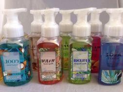 Bath & Body Works Gentle Foaming Hand Soap 8 oz You Pick You