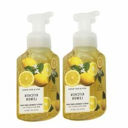 Bath and Body Works Gentle Foaming Hand Soap, Kitchen Lemon