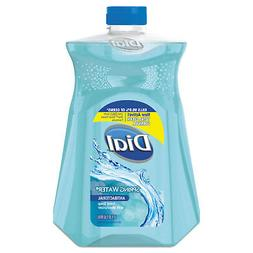 Dial Antimicrobial Liquid Hand Soap Spring Water 52 oz Bottl