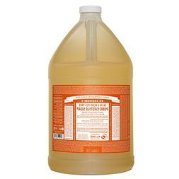 Dr. Bronner's Magic Soaps: Organic Castile Liquid Soap Tea T