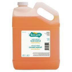 GOJO 128-fl oz Antibacterial Light Hand Soap Liquid Kill Ger