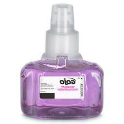 GOJO 1312-03 Antibacterial Plum Foam Hand Soap, 700mL LTX-7
