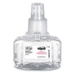 GOJO Foam Hand Soap,700mL,Unscented,PK3, 1311-03, Clear