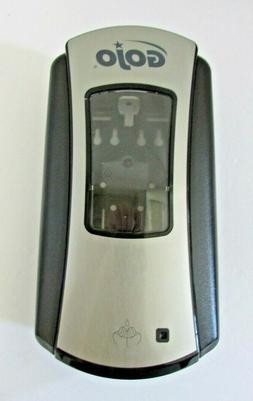 GOJO LTX Touchless Foam Hand Soap Dispenser Black Chrome Aut