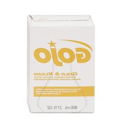 Gold and Klean Antimicrobial Lotion Soap Refill - 0.8 Liter