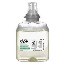 GOJO 5665-02 TFX Clear Foam Hand Soap Refill, Unscented, 120