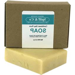 Hand Crafted Beard Soap & Body Soap For Men Caribbean Bay Ru