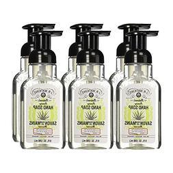 J.R. Watkins Foaming Hand Soap, Aloe & Green Tea, 9 ounce