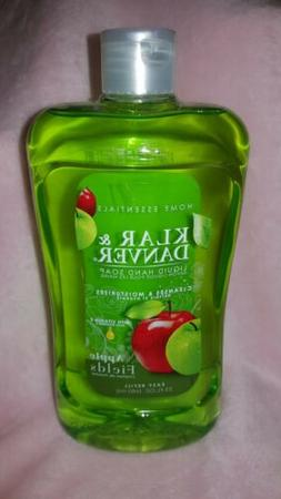 Klar & Danver Liquid Hand Soap Apple Fields. Easy Refill 23o