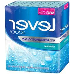 Lever 2000 Bar Soap, Original 4 oz, Pack of 16