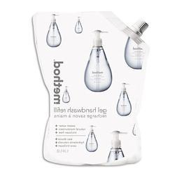 Method : Gel Hand Wash Refill, 34 oz, Sweet Water Scent, Pla