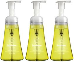 Method Limited Edition Foaming Hand Wash, Lemon Mint, 10oz
