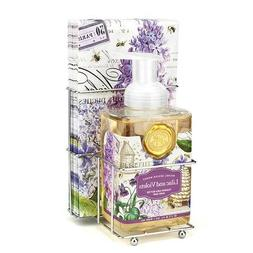 Michel Design Works Lilac and Violets Foaming Hand Soap Napk
