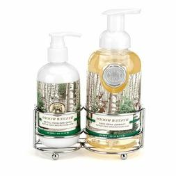 Michel Design Works WINTER WOODS Foaming Hand Soap & Lotion