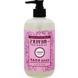 Mrs. Meyer's - Clean Day Liquid Hand Soap Peony - 12.5 oz.
