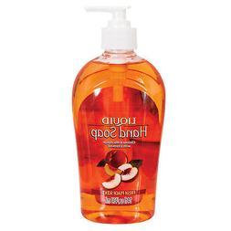 Peach Scent Liquid Hand Soap Dispensers 14 oz. Hand Soaps &