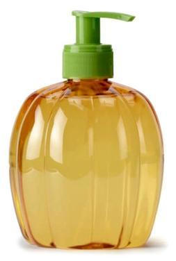 Pumpkin Harvest Scented Hand Soap Refillable Orange Green Pl