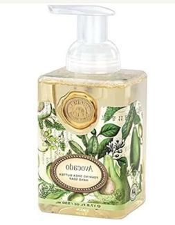 SHEA BUTTER FOAMING HAND SOAP ~ Avocado ~ Michel Design Work
