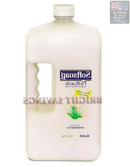 Softsoap Aloe Vera Moisturizing Hand Soap Refill - 1 Gallon