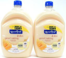 Softsoap Liquid Hand Soap Refill, Milk & Golden Honey 56 oz