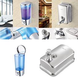 Wall Mounted Soap/Hand Wash/ Foam/ Sanitiser Dispenser Offic