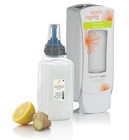 GOJO ADX-12 Invigorating Conditioning Shampoo & Body Wash, C
