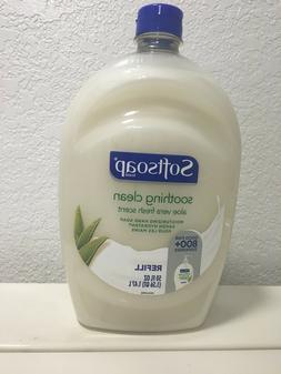Softsoap Aloe Vera Fresh Scent Refill Bottle Liquid Hand Soa