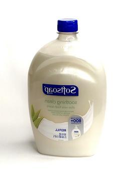 Softsoap Aloe Vera moisturizing Liquid Hand Soap Refill Big