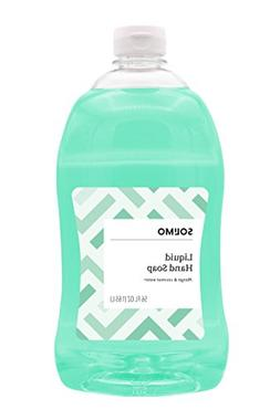 Amazon Brand - Solimo Liquid Hand Soap Refill, Mango and Coc