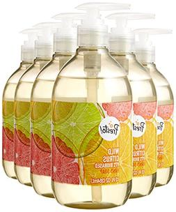 Amazon Brand - Presto! Biobased Hand Soap, Wild Citrus Scent