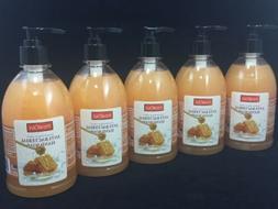PANROSA  Hand Soap Milk & Honey Scented 16.9 FL Oz
