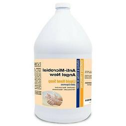 Anti Microbial Liquid Hand Soap Refill Angel New 1 Gallon