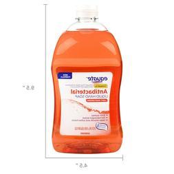 EQUATE Antib@cterial LIQUID HAND SOAP 56 Oz Like SoftSoap