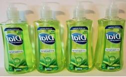 Dial Antibact Liquid Hand Soap, Aloe, 4 Pack of 7.5oz Bottle