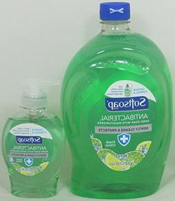 Softsoap Antibacterial Hand Soap, Fresh Citrus, 56 Oz Refill