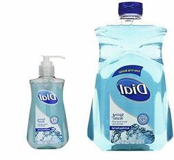 Dial Antibacterial Hand Soap, 52 Oz Refill and 7.5 Oz Pump