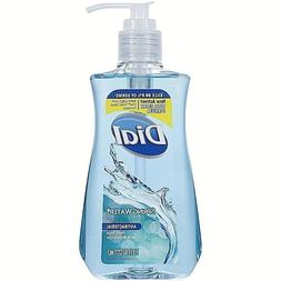 Dial Antibacterial Hand Soap With Moisturizer dispenser Spri