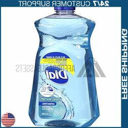 Dial Antibacterial Hand Soap with Moisturizer, Spring Water