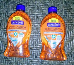 SOFTSOAP ANTIBACTERIAL HAND SOAP WITH MOISTURIZERS CRISP CLE