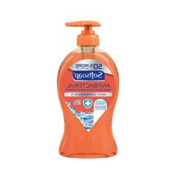 Softsoap Antibacterial Liquid Hand Soap, Crisp and Clean - 1